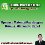 Rumus Microsoft Excel untuk Penjumlahan, Pengurangan, Perkalian, dan Pembagian
