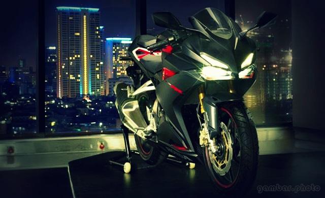Gambar Honda CBR250RR terbaru