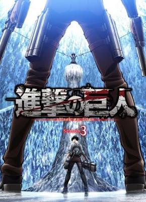 Download Anime Shingeki no Kyojin Season 3 Episode 1-12 Subtitle Indonesia
