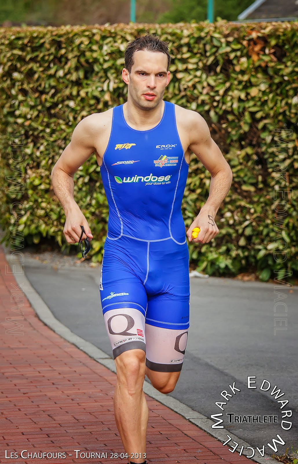Triathletes - Yummy Bulge - Hottest Male Sports Part 1-4060