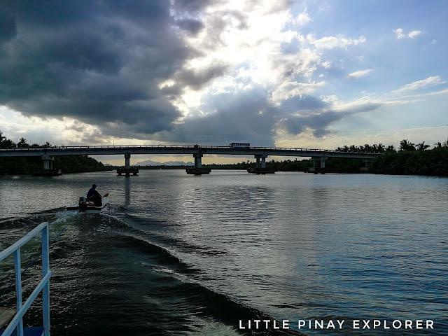 golden river, basey samar, tacloban based blogger