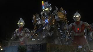 The Beta Spark armour