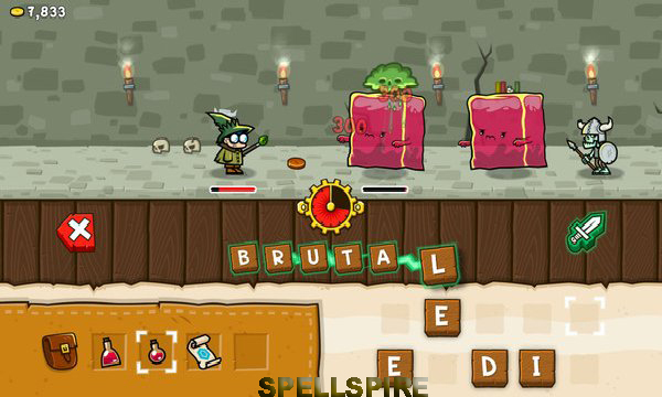 Spellspire Game Free Download