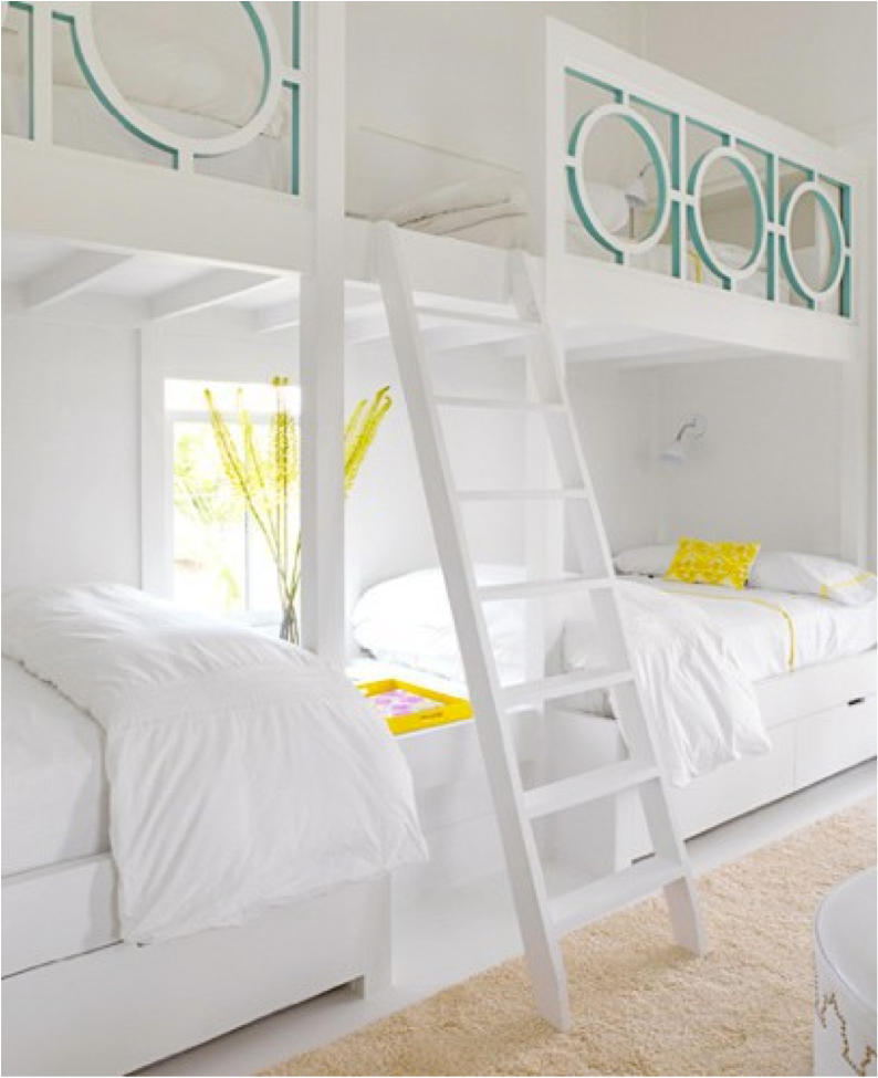 Small Bedroom Bunk Bed Ideas: Let's Decorate Online: New & Modern Ideas For The