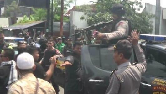Fakta Terbaru Soal Kericuhan Saat Kampanye Prabowo di Yogya