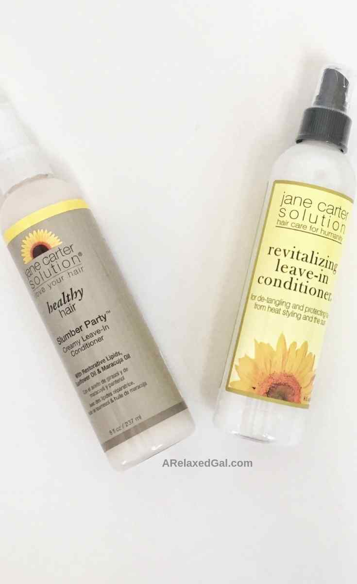 Why you need to try these Jane Carter liquid leave-in conditioners   A Relaxed Gal