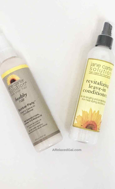 Why you need to try these Jane Carter liquid leave-in conditioners | A Relaxed Gal