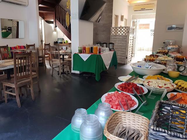 Blog Apaixonados por Viagens - Balada Mix - Ipanema - Café da Manhã