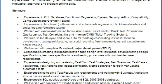 software engineer curriculum vitae ideas in word format