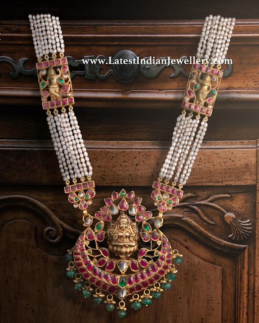 Lakshmi Devi Pearl Haram