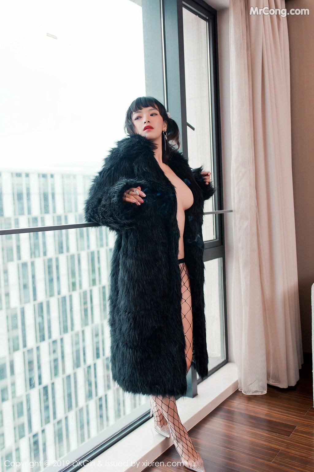 Image DKGirl-Vol.118-Zhang-Hua-Hua-MrCong.com-001 in post DKGirl Vol.118: Zhang Hua Hua (张花花) (51 ảnh)