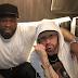 50 Cent diz que está trabalhando em novo material com Eminem
