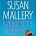 Susan Mallery: Született játékos {Értékelés + Nyereményjáték}