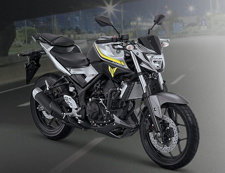 Harga Aksesoris Yamaha MT 25