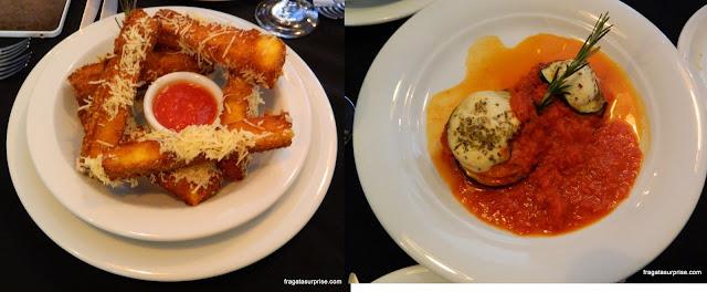 Restaurante La Pasta Gialla  - Salvador - Bahia