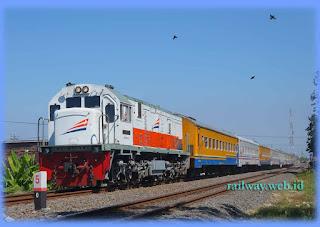 Harga Tiket Kereta Api Ekonomi Desember