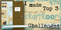 Top 3 Trough The Craftroom Door