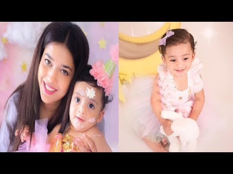 Sanam Jung Cute Baby Alaya Jafri Photo shoot