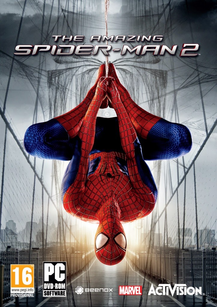 Cover Caratula The Amazing Spider-Man 2 Full PC ESPAÑOL