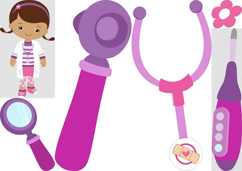 Clipart De La Doctora Juguetes Ideas Y Material Gratis