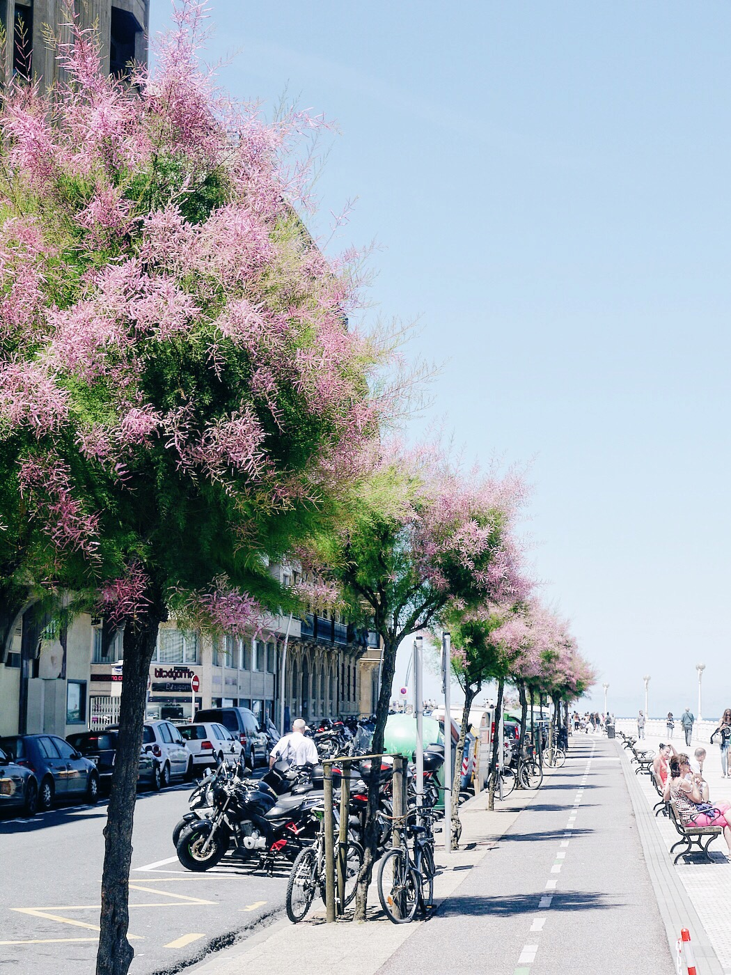 Straßen von San Sebastián