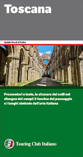Italy Guidebook from TCI, Touring Club Italiano