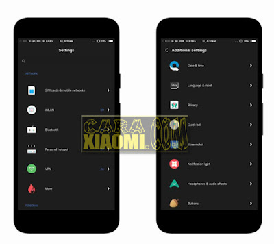 Link Download Theme Elmenhide Mtz FOr Xiaomi MIUI Update