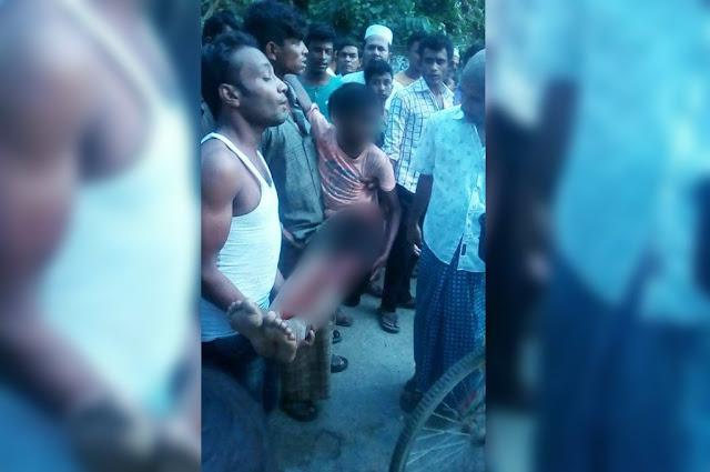 Biadab! Polisi Myanmar Tembak Seorang Anak Rohingya Di Perbatasan