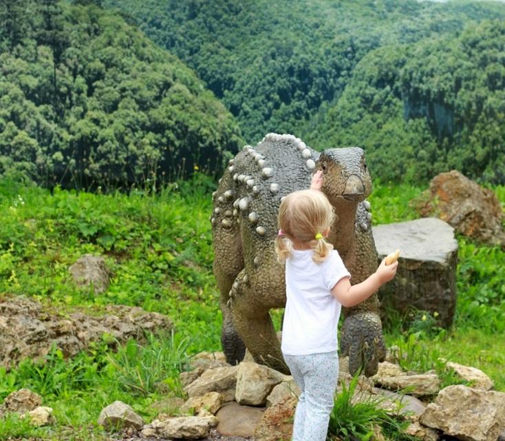 Spotkanie z dinozaurem