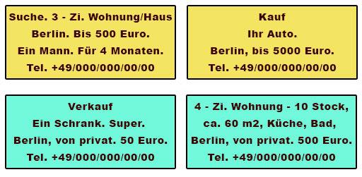 Немецкий язык урок 4 тема 4
