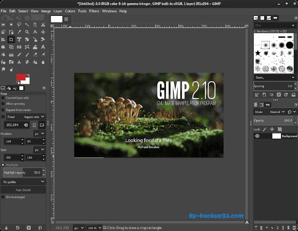 شرح وتحميل برنامج GIMP بديل الفوتوشوب المجانى للويندوز واللينكس اصدار 2.10.14