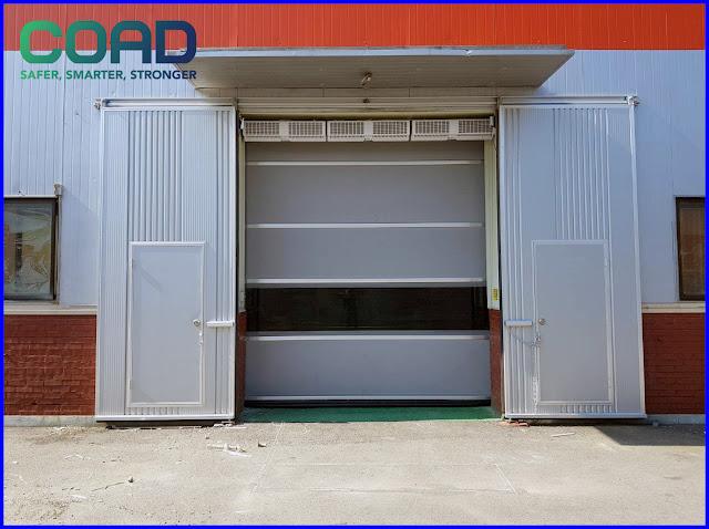 COAD, pintu high speed door, KOREA, INDONESIA, MALAYSIA, JAPAN, VIETNAM, INDUSTRIAL, AUTOMATIC, THAILAND, 高速シートシャッター, Pintu Berkelajuan Tinggi ประตูความเร็วสูง,,
