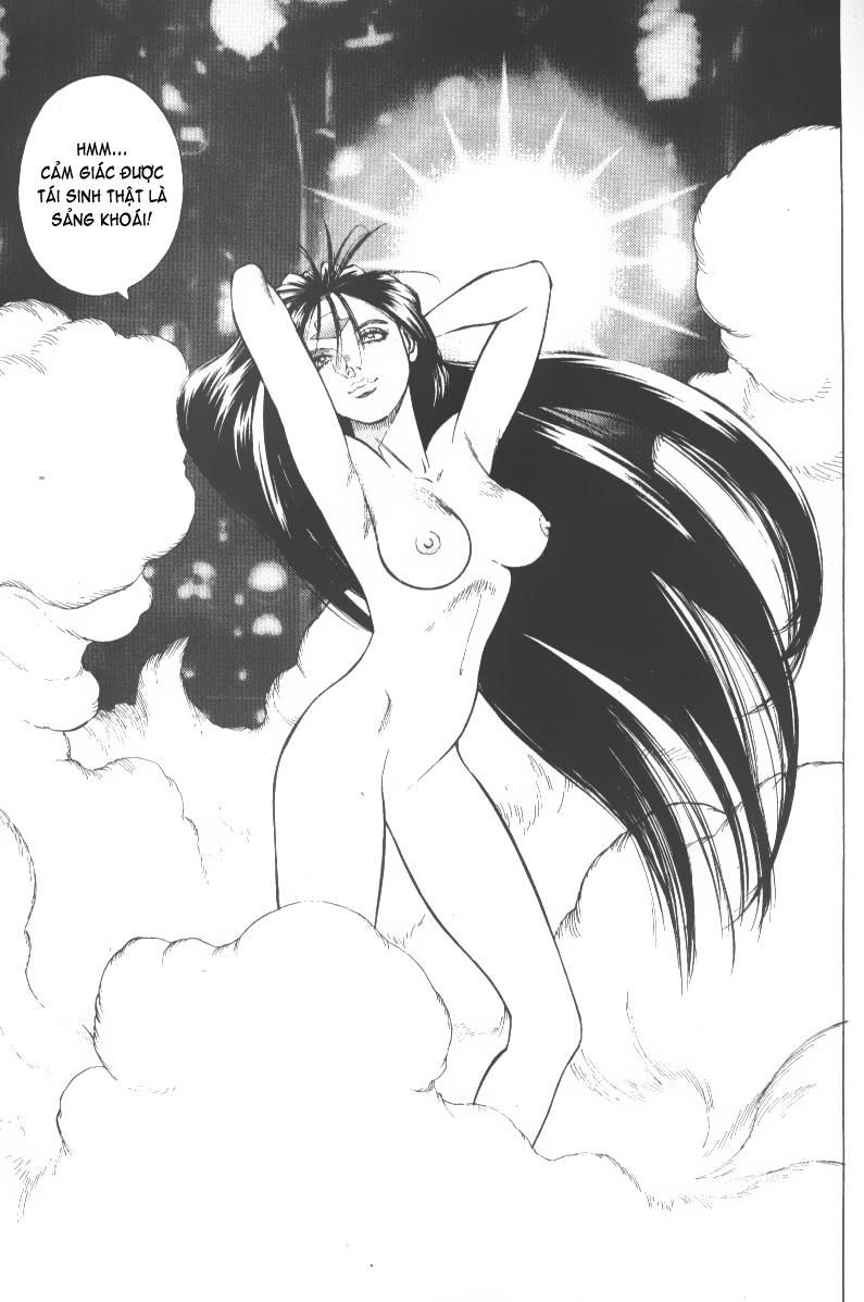 Battle Angel Alita chapter 48 trang 33