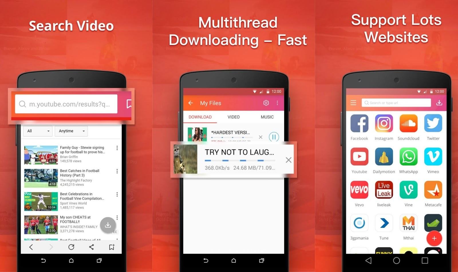 download snaptube ios free