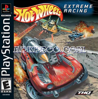 Game PS1 Hot Wheels Extreme Racing PSX ISO Ukuran Kecil For Android