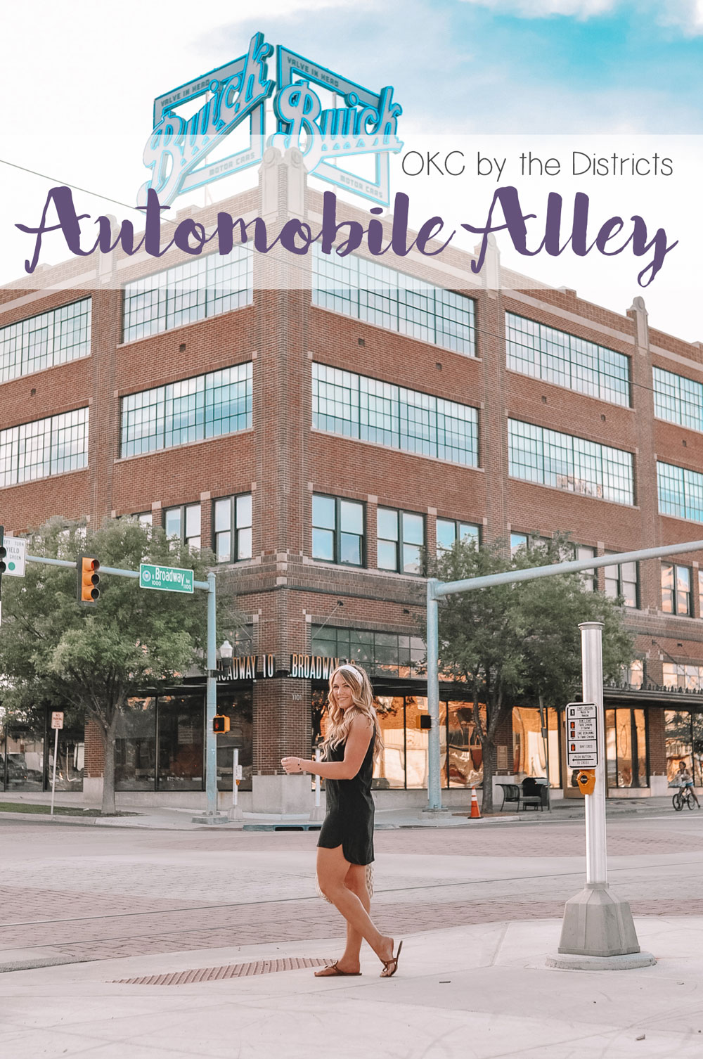 OKC Blogger Amanda Martin's Guide to Automobile Alley District in Oklahoma City
