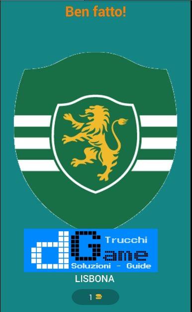 Quiz Squadre di Calcio! soluzione livello 21-30