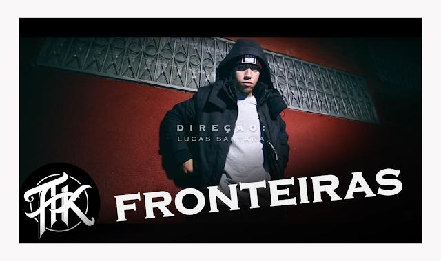 """Desaforo Norte lança o clipe """"Fronteiras"""""""