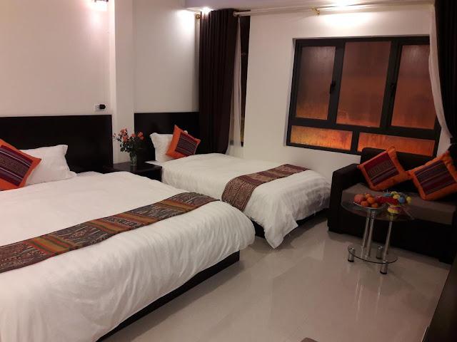 Khách sạn Sapa New Orient Hotel