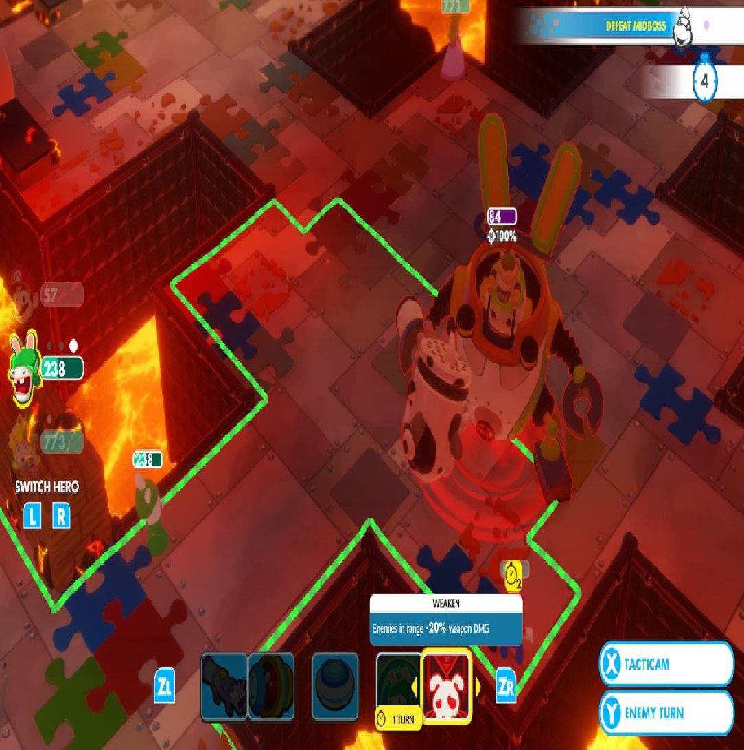 Neko Random: Things I Like: Bowser Jr  (Mario + Rabbids Kingdom Battle)
