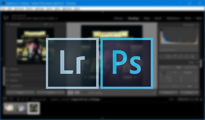 Adobe Lightroom & Adobe Photoshop