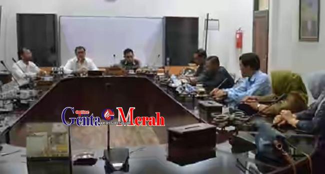 Belajar Perda Retribusi, DPRD Kaur Kunker ke DPRD Kota Metro