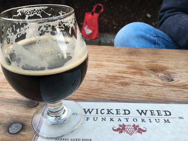 Wicked Weed Funkatorium | A Hoppy Medium