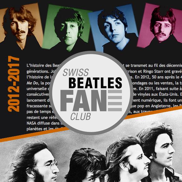 Swiss Beatles Fan Club fête son 5e anniversaire