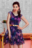 Rochie Baked Purple • Rochie de ocazie