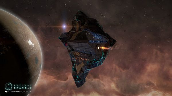 Endless Space 2 Galactic Statecraft