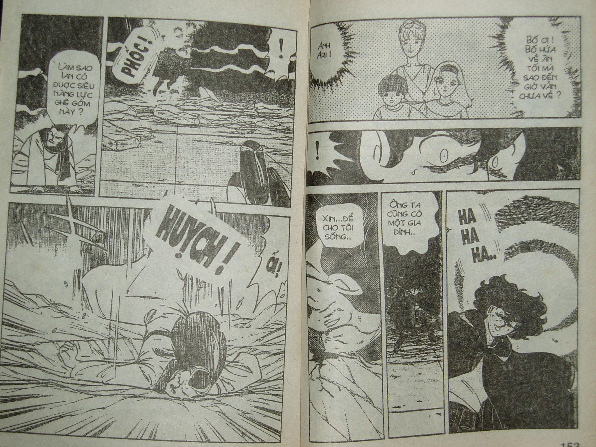 Siêu nhân Locke vol 14 trang 76