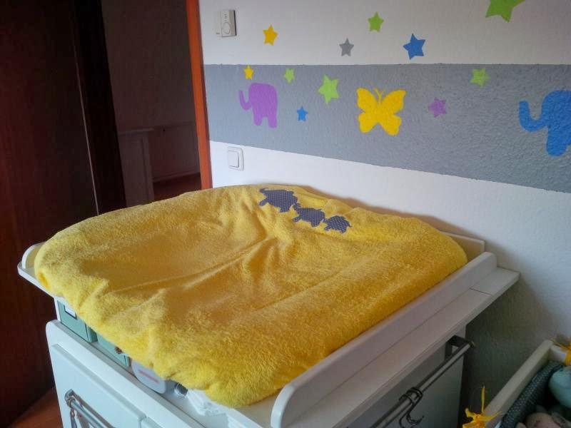 margareteshandmadebox wickelauflagenbezug f r das neue baby. Black Bedroom Furniture Sets. Home Design Ideas