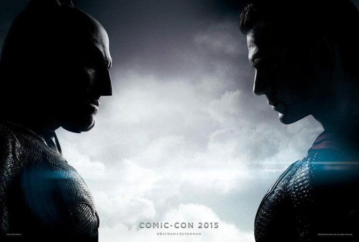 Batman V Superman Comic-Con Trailer