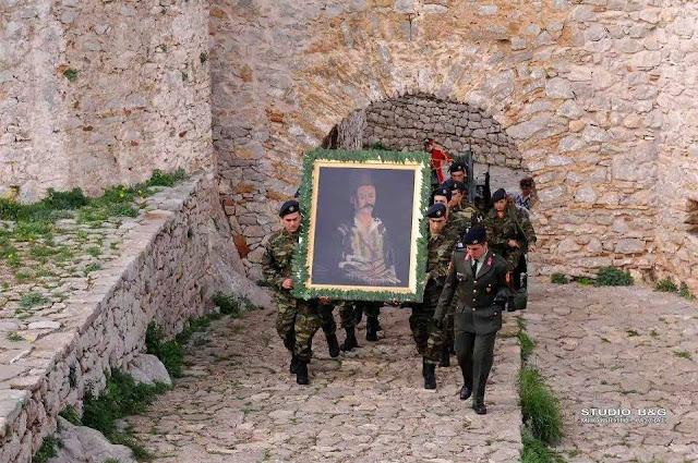 30η Νοεμβρίου 1822: Μνήμη Στάικου Σταϊκόπουλου